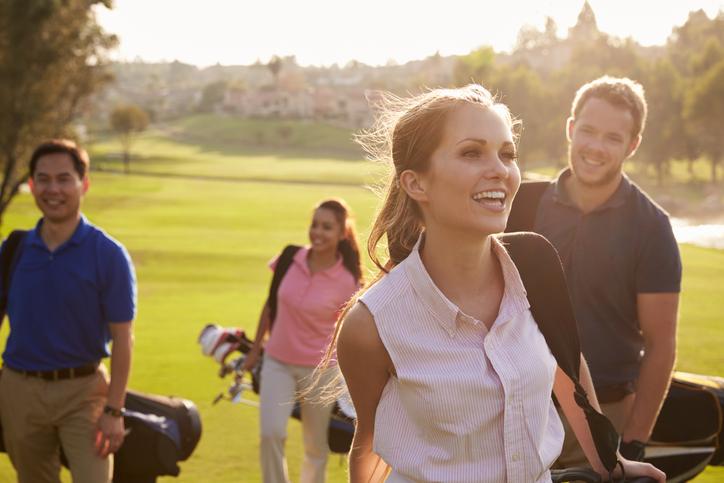 Golf, en sport för alla